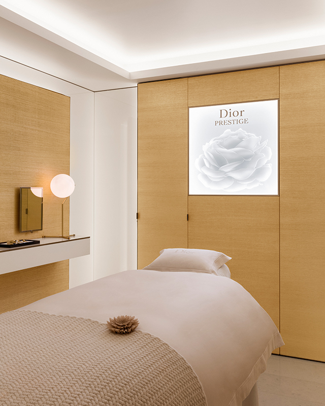 Laurence Bloch on how the Dior Spa at Hôtel Plaza Athénée Paris embodies tradition and modernity (фото 3)
