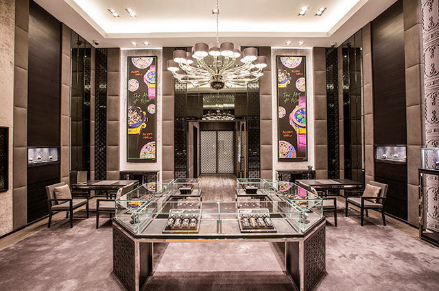 World's biggest Hublot boutique opening KSA