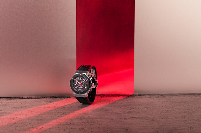 Hublot x The Watch Gallery RED