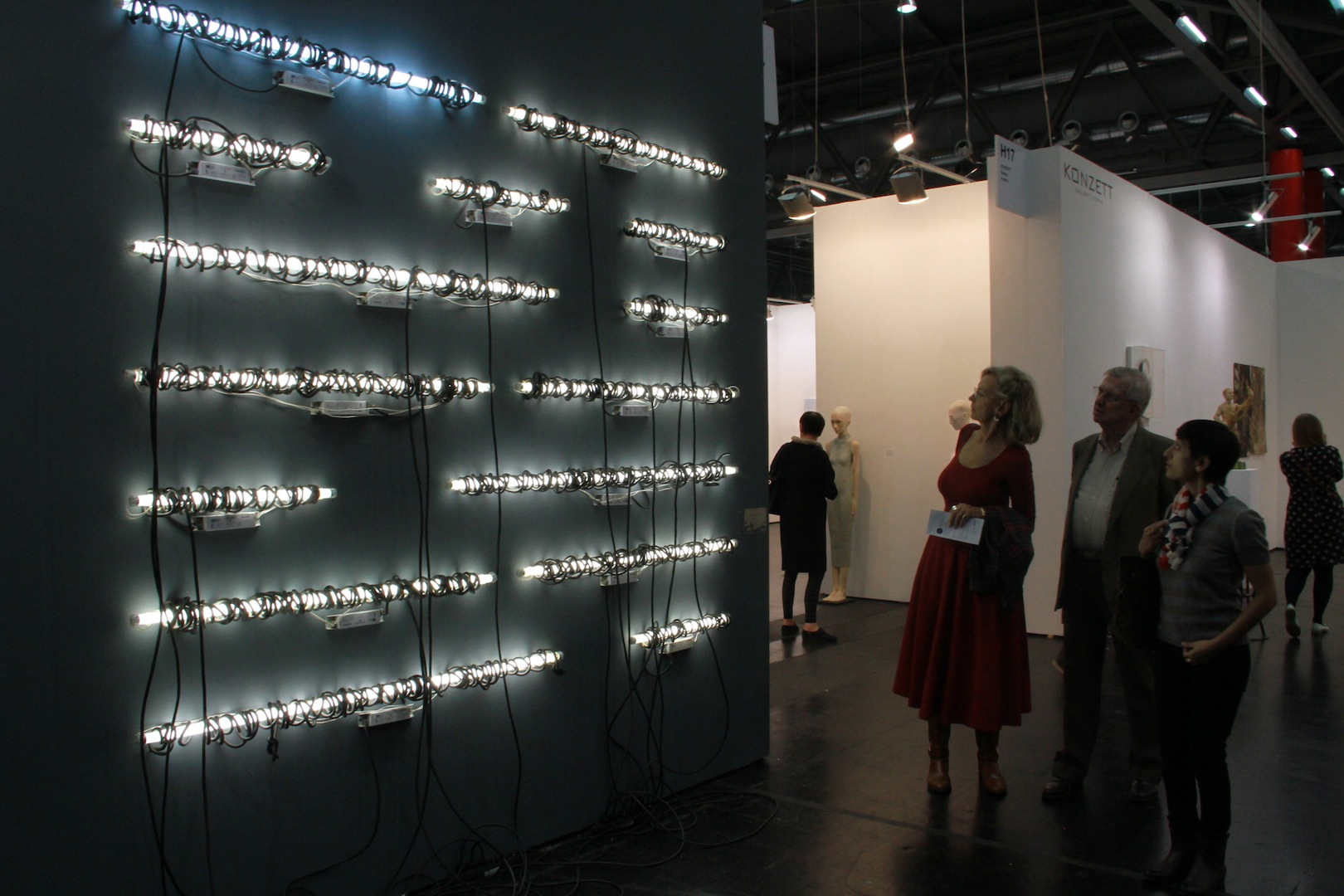 The world's leading art fairs of 2014