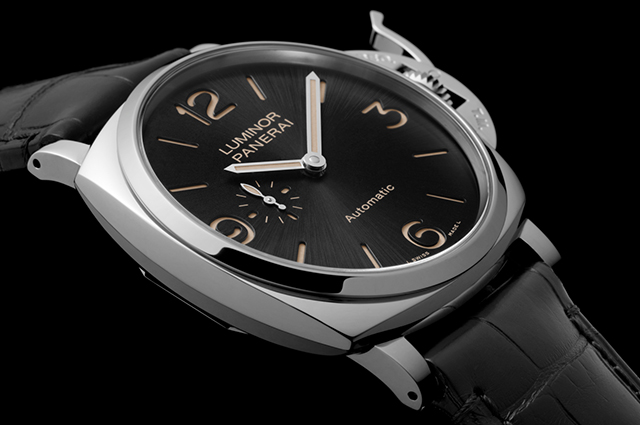 Panerai Luminor Due Acciaio – 45mm