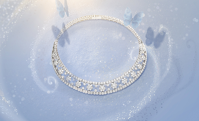 Van Cleef and Arpels holiday collection