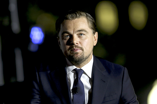 Leonardo DiCaprio talks climate change with President Obama (фото 2)