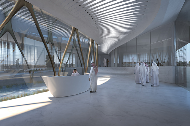 Zaha Hadid Architects awarded new project in Diriyah UNESCO KSA