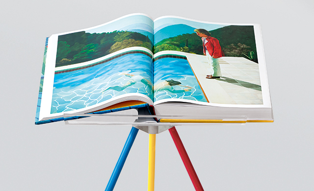 Book of the week: Hockney