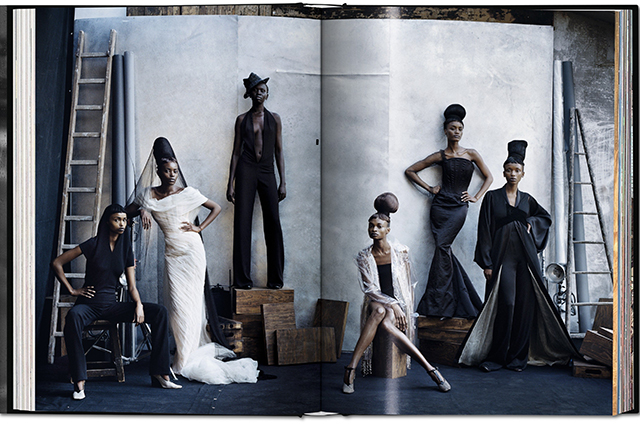 Book of the week– Peter Lindbergh. A Different Vision on Fashion Photography