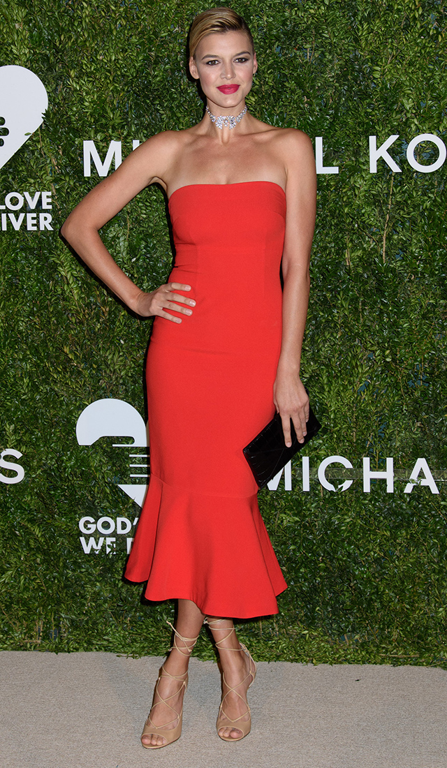 Michael Kors Heart Awards NY event