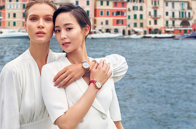 IWC Schaffhausen unveils the Portofino 34mm line with new brand ambassadors (фото 1)