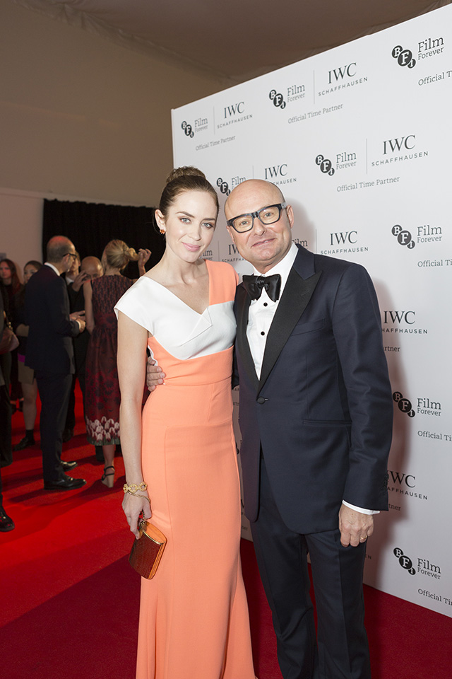 Emily Blunt to attend DIFF and judge its IWC Filmmaker Award (фото 1)