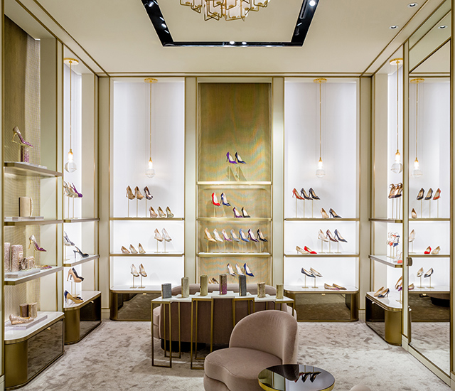 Jimmy Choo Mall of the Emirates