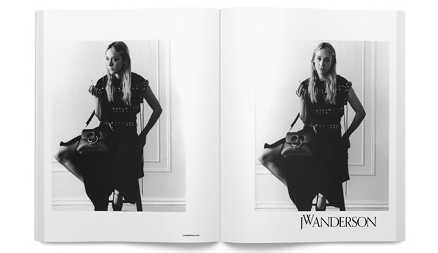 Chloë Sevigny fronts J.W.Anderson's new ad campaign