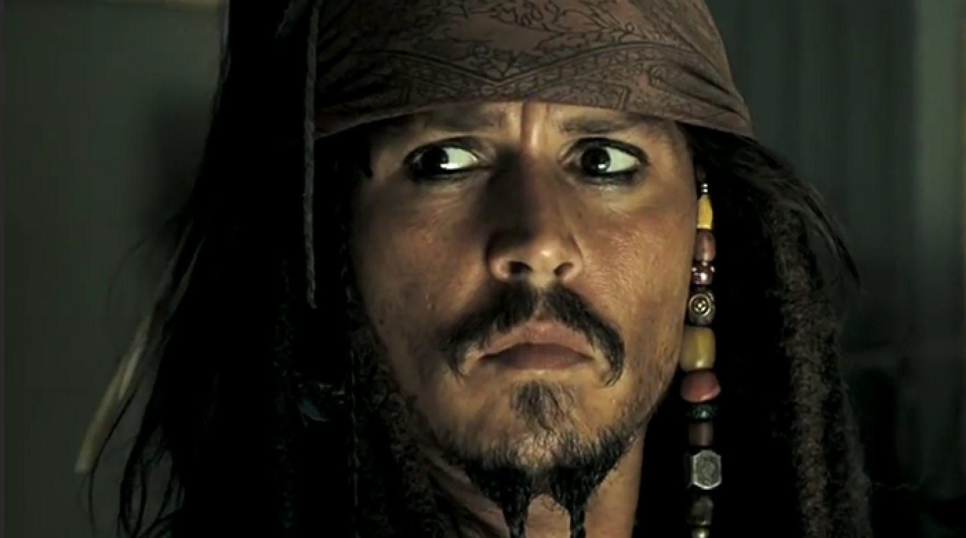 The many faces of Johhny Depp