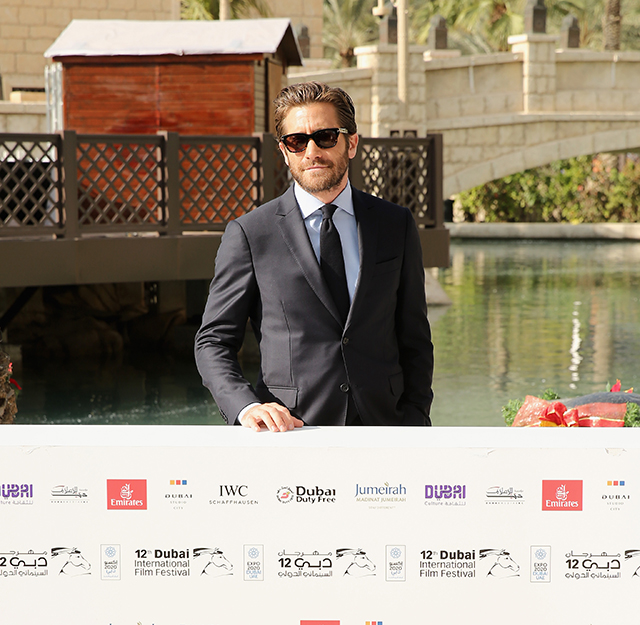 Buro 24/7 Middle East in conversation with Jake Gyllenhaal