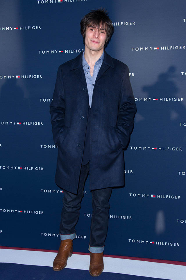 Tommy Hilfiger hosts party to celebrate new Paris flagship store opening (фото 9)