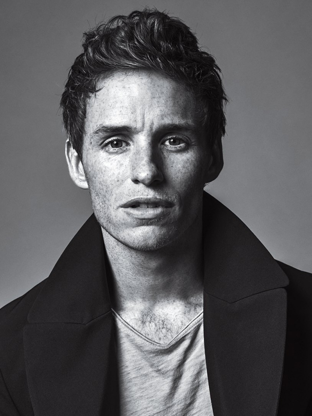 Jennifer Lawrence interviews Eddie Redmayne and discovers they share an unusual mutual love