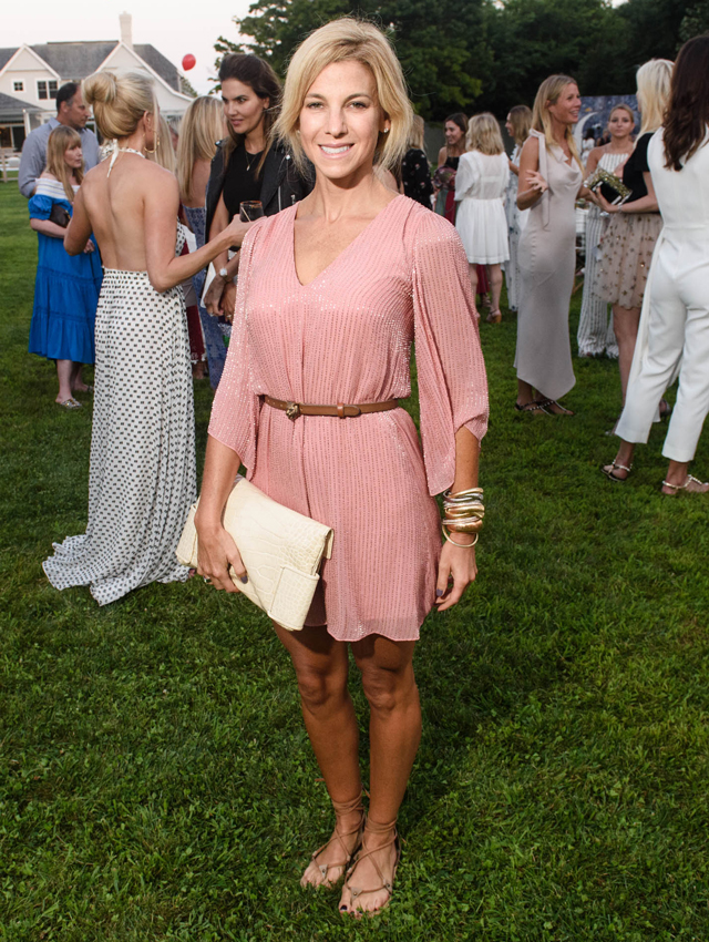 Jessica Seinfeld at Goop x Net-a-Porter's Party