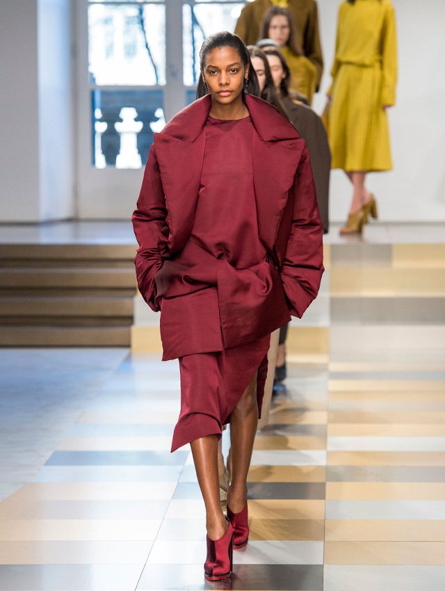 Milan Fashion Week Jil Sander Fall Winter 39 17 Buro 24 7