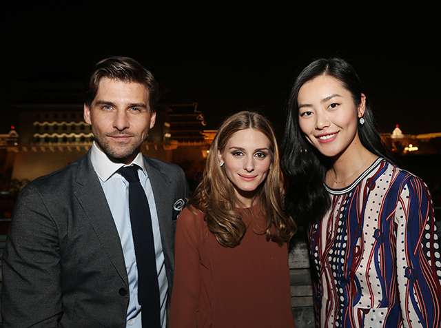 Tommy Hilfiger hosts an intimate dinner in celebration of 30th anniversary (фото 1)