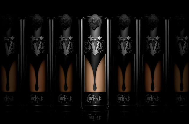 Kat Von D Lock-It Foundation