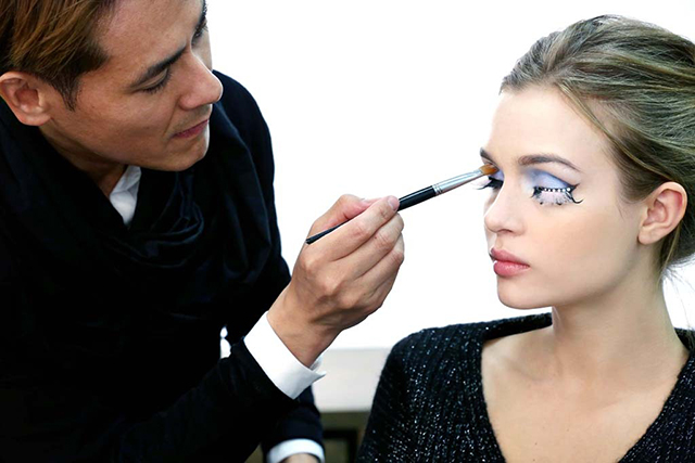 Karl Lagerfeld's cat lands beauty campaign (фото 2)