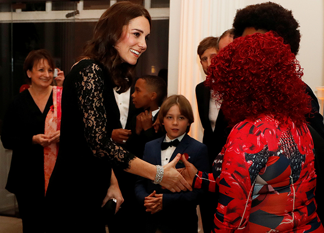 Inside the royal Kensington Palace Gala with Kate Middleton (фото 1)