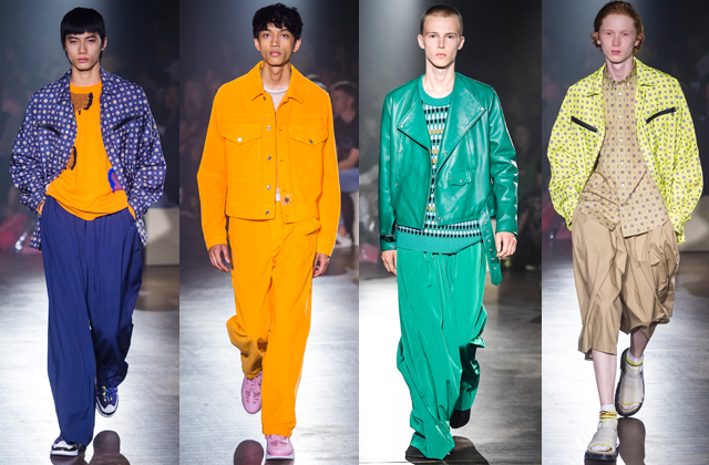 Men's Paris Fashion Week S/S'19: Day five highlights (фото 4)