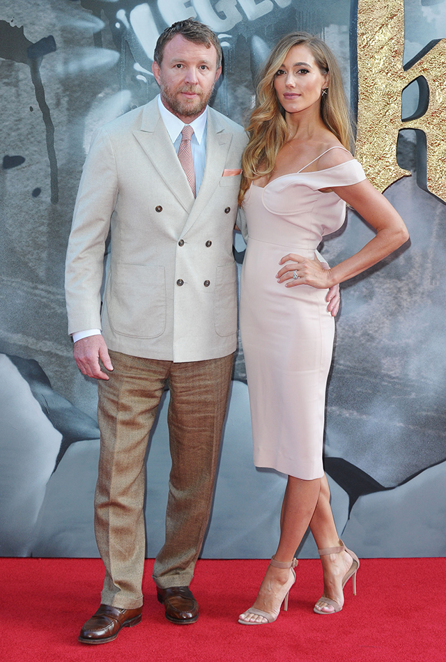 King Arthur: Legend of the Sword premiere