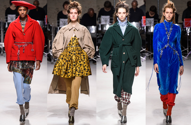 LFW Fall/Winter 2018: Day 5 Highlights (фото 2)