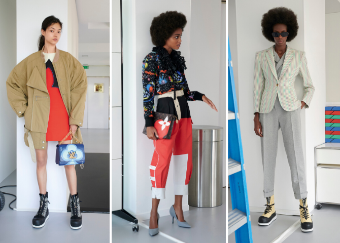 Game on: Louis Vuitton's Cruise '21 collection just dropped (фото 1)