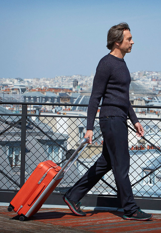 Fly around the world with Louis Vuitton's travel collection