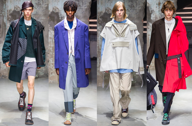 Men's Paris Fashion Week S/S'19: Day five highlights (фото 1)