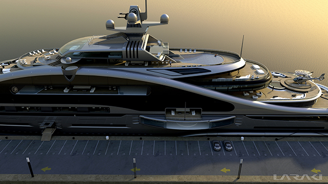 Top 10 The Worlds Biggest Superyachts