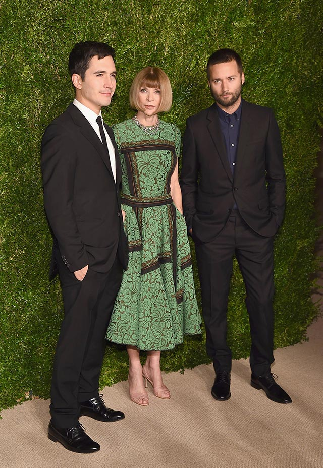The 11th Annual CFDA/Vogue Fashion Fund Awards in New York (фото 5)