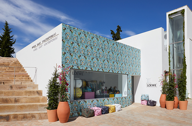 Six luxury fashion pop-up stores to visit this summer (фото 5)