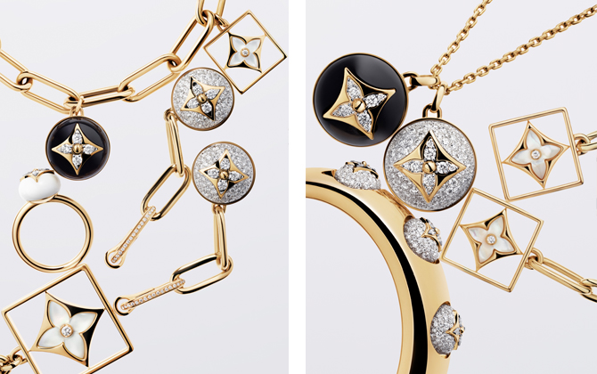 Louis Vuitton's B.Blossom jewellery line is the collection we never knew we needed in our lives (фото 2)