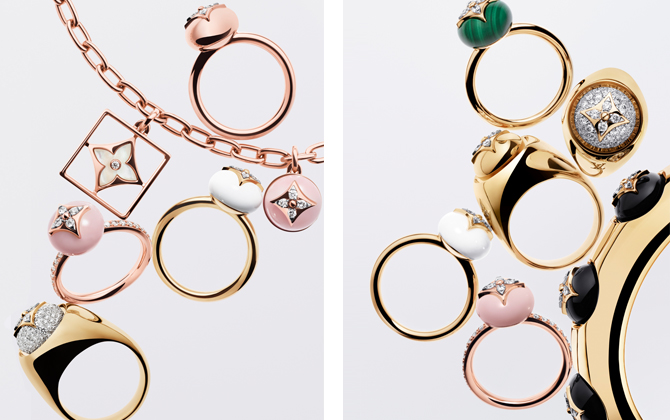 Louis Vuitton's B.Blossom jewellery line is the collection we never knew we needed in our lives (фото 1)