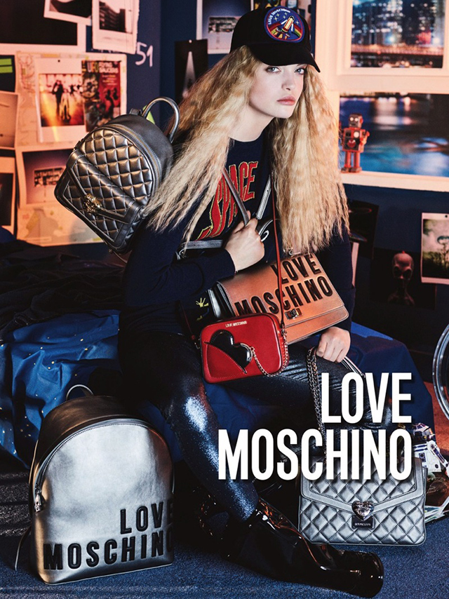 Love Moschino unveils its Fall/Winter '16 campaign (фото 2)