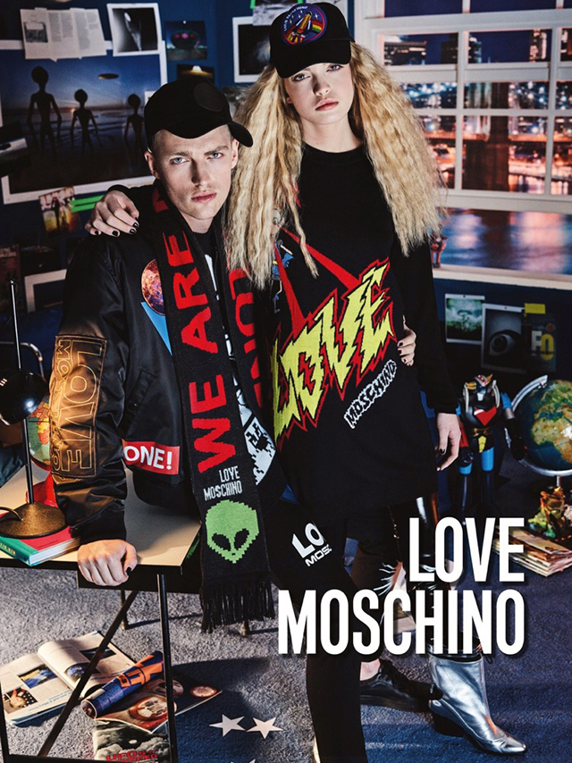 Love Moschino unveils its Fall/Winter '16 campaign (фото 3)
