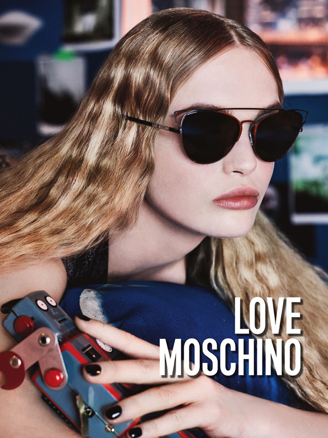 Love Moschino unveils its Fall/Winter '16 campaign (фото 4)