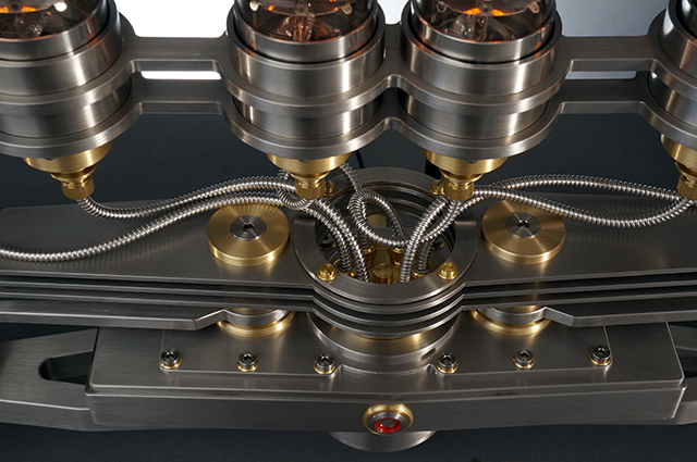 MB&F M.A.D.Gallery Nixie Machine II