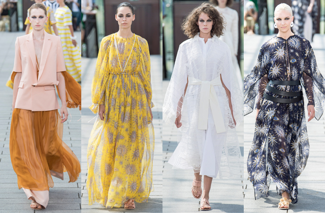 Three Middle Eastern designers stole the spotlight at Paris Haute Couture Fashion Week (фото 2)