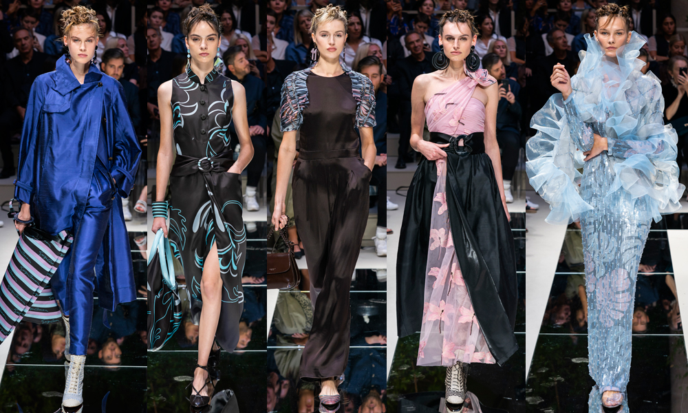 Milan Fashion Week S/S 2020: Day three and four (фото 10)