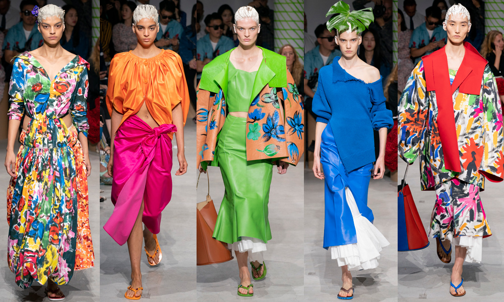 Milan Fashion Week S/S 2020: Day three and four (фото 4)
