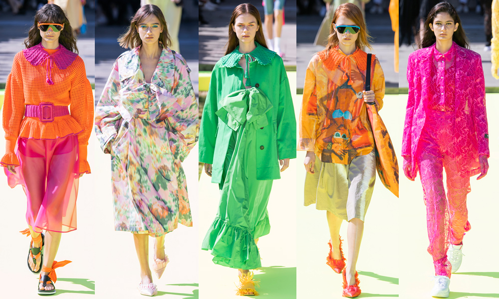 Milan Fashion Week S/S 2020: Day three and four (фото 8)