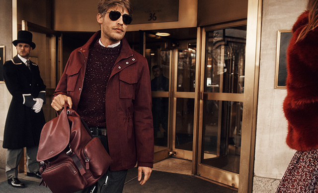 Exclusive: A first look at Michael Kors' Fall/Winter '18 campaign (фото 2)
