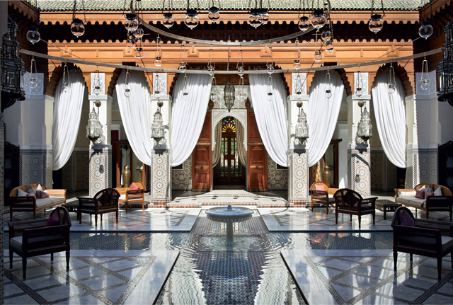 The Royal Mansour Marrakech: A luxury secret