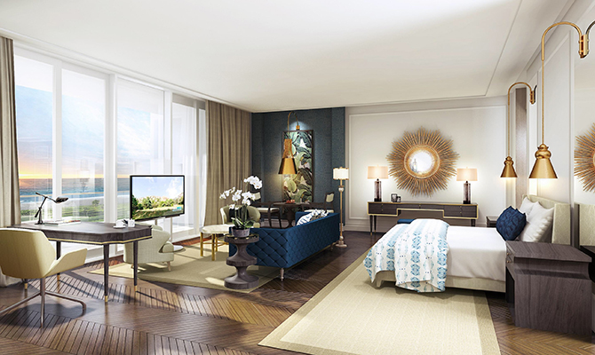 The Mandarin Oriental's first property in the Middle East will be opening its doors soon (фото 2)