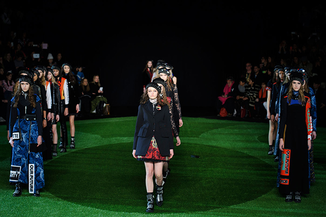 Marc Jacobs by Marc Jacobs Autumn/Winter 15
