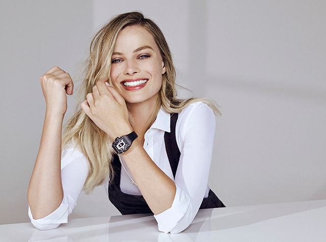 Margot Robbie x Richard Mille