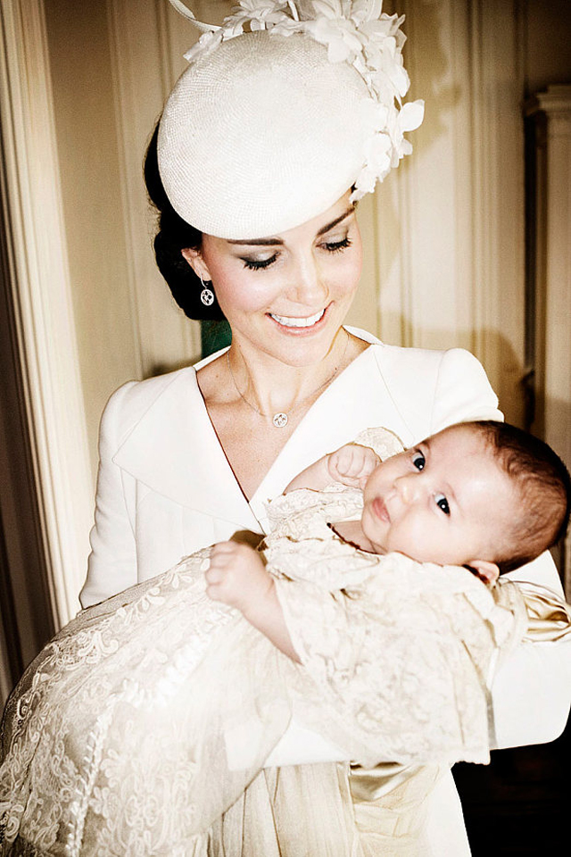 Mario Testino's gorgeous pictures of Princess Charlotte's christening
